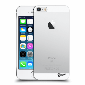 Obal pre Apple iPhone 5/5S/SE - Clear