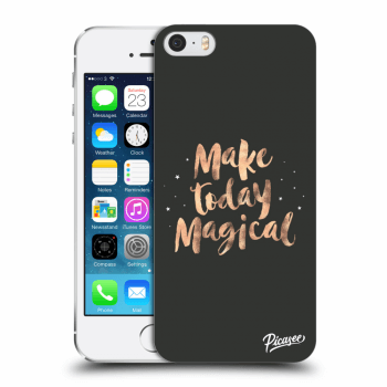 Obal pre Apple iPhone 5/5S/SE - Make today Magical