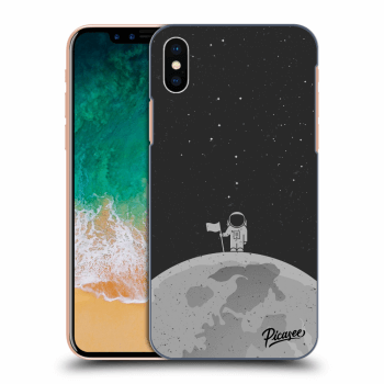 Obal pre Apple iPhone X/XS - Astronaut