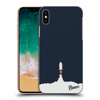 Obal pre Apple iPhone X/XS - Astronaut 2