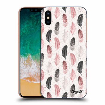 Obal pre Apple iPhone X/XS - Feather 2