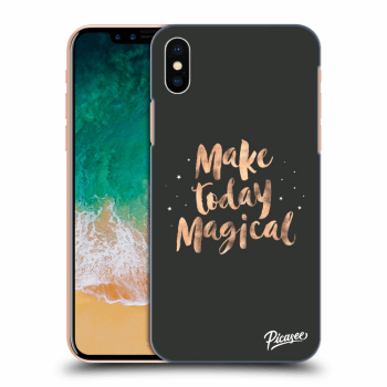 Obal pre Apple iPhone X/XS - Make today Magical