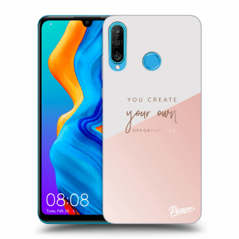 Obal pre Huawei P30 Lite - You create your own opportunities