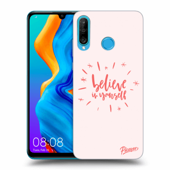 Obal pre Huawei P30 Lite - Believe in yourself