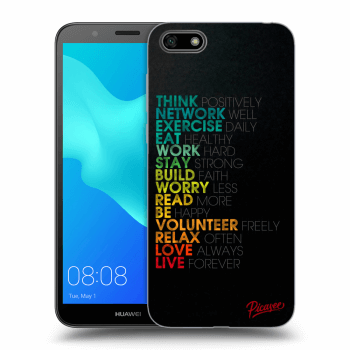 Obal pre Huawei Y5 2018 - Motto life