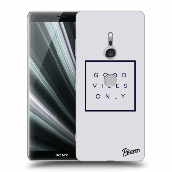 Obal pre Sony Xperia XZ3 - Good vibes only