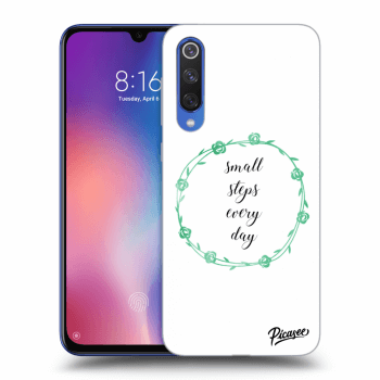 Obal pre Xiaomi Mi 9 SE - Small steps every day