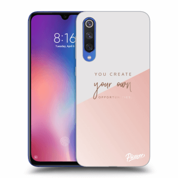 Obal pre Xiaomi Mi 9 SE - You create your own opportunities