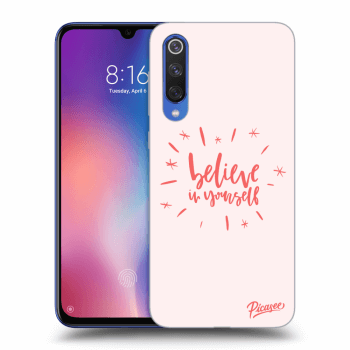 Obal pre Xiaomi Mi 9 SE - Believe in yourself