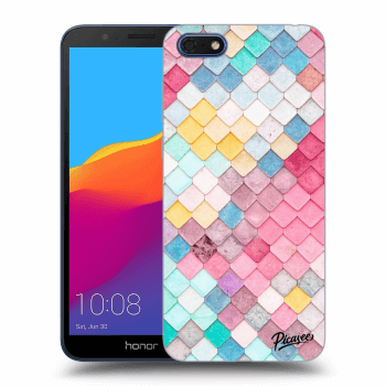 Obal pre Honor 7S - Colorful roof