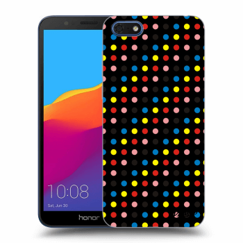 Obal pre Honor 7S - Colorful dots