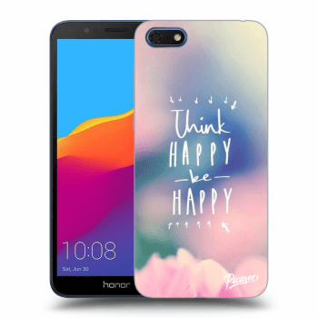 Obal pre Honor 7S - Think happy be happy