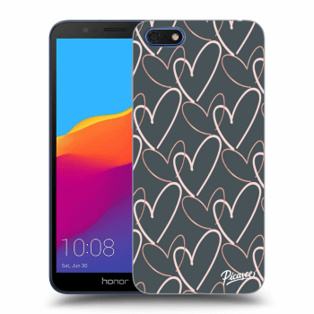 Obal pre Honor 7S - Lots of love