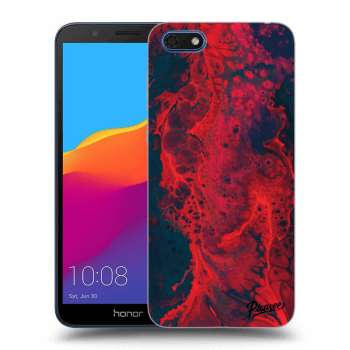 Obal pre Honor 7S - Organic red