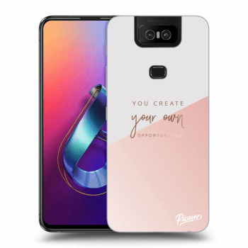 Obal pre Asus Zenfone 6 ZS630KL - You create your own opportunities