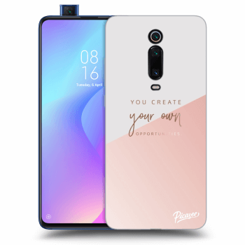 Obal pre Xiaomi Mi 9T (Pro) - You create your own opportunities