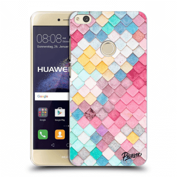Obal pre Huawei P9 Lite 2017 - Colorful roof