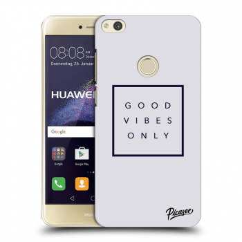Obal pre Huawei P9 Lite 2017 - Good vibes only