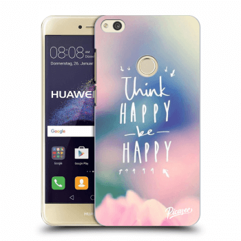 Obal pre Huawei P9 Lite 2017 - Think happy be happy