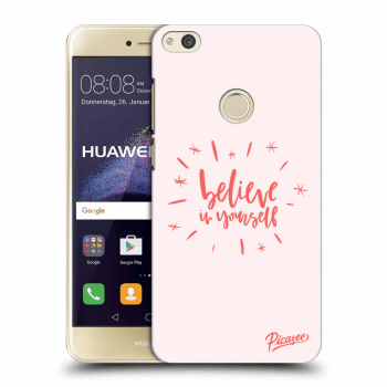 Obal pre Huawei P9 Lite 2017 - Believe in yourself