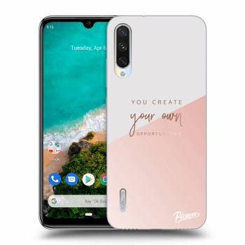 Obal pre Xiaomi Mi A3 - You create your own opportunities