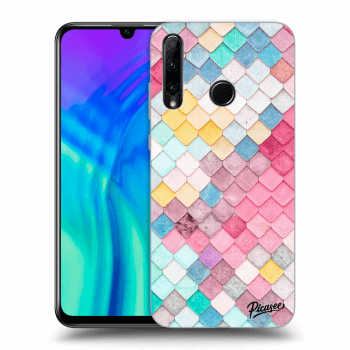 Obal pre Honor 20 Lite - Colorful roof