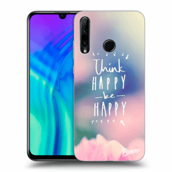 Obal pre Honor 20 Lite - Think happy be happy