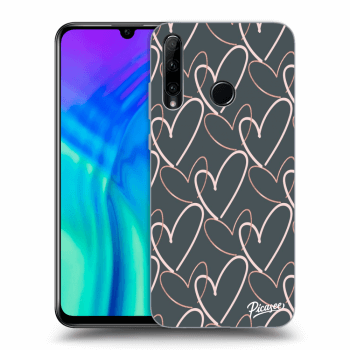 Obal pre Honor 20 Lite - Lots of love