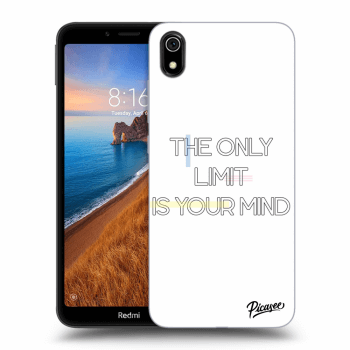 Obal pre Xiaomi Redmi 7A - The only limit is your mind