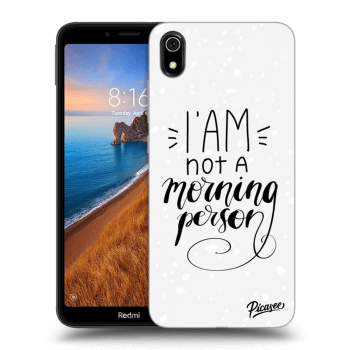 Obal pre Xiaomi Redmi 7A - I am not a morning person
