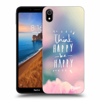 Obal pre Xiaomi Redmi 7A - Think happy be happy