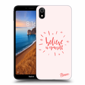 Obal pre Xiaomi Redmi 7A - Believe in yourself