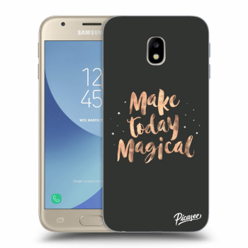 Obal pre Samsung Galaxy J3 2017 J330F - Make today Magical