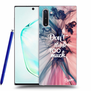 Obal pre Samsung Galaxy Note10 N970F - Don't think TOO much