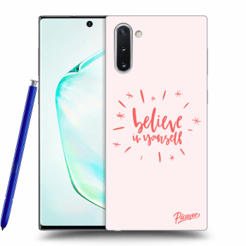 Obal pre Samsung Galaxy Note10 N970F - Believe in yourself