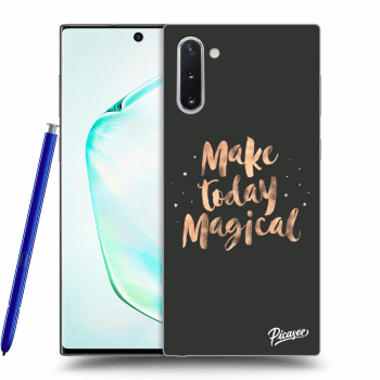 Obal pre Samsung Galaxy Note10 N970F - Make today Magical