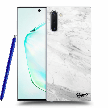 Obal pre Samsung Galaxy Note10 N970F - White marble