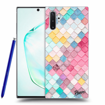 Obal pre Samsung Galaxy Note10+ N975F - Colorful roof