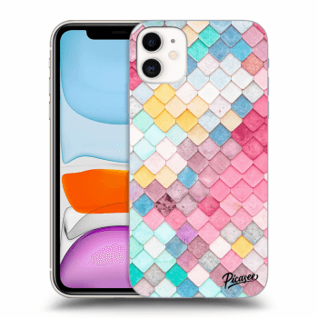 Obal pre Apple iPhone 11 - Colorful roof