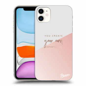 Obal pre Apple iPhone 11 - You create your own opportunities