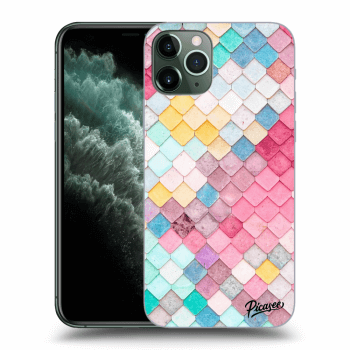 Obal pre Apple iPhone 11 Pro - Colorful roof