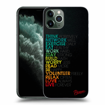 Obal pre Apple iPhone 11 Pro - Motto life