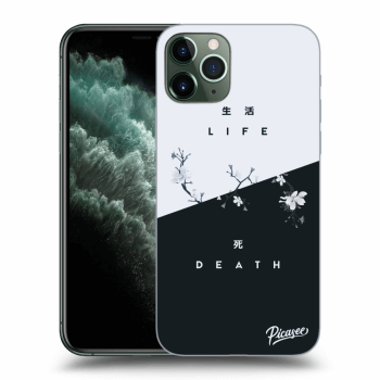 Obal pre Apple iPhone 11 Pro - Life - Death