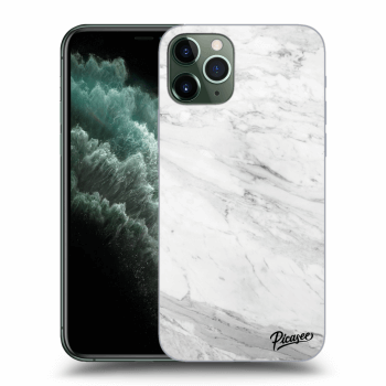 Obal pre Apple iPhone 11 Pro - White marble