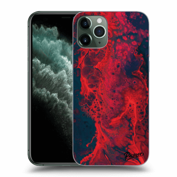 Obal pre Apple iPhone 11 Pro - Organic red