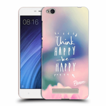 Obal pre Xiaomi Redmi 4A - Think happy be happy