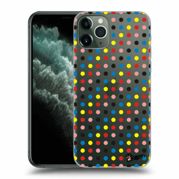 Obal pre Apple iPhone 11 Pro Max - Colorful dots