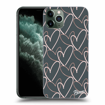 Obal pre Apple iPhone 11 Pro Max - Lots of love