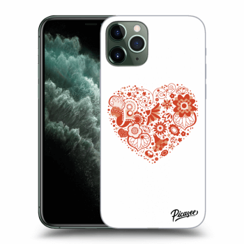 Obal pre Apple iPhone 11 Pro Max - Big heart