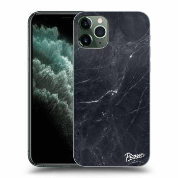 Obal pre Apple iPhone 11 Pro Max - Black marble